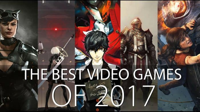 The Most Effective Video Games from 2017
