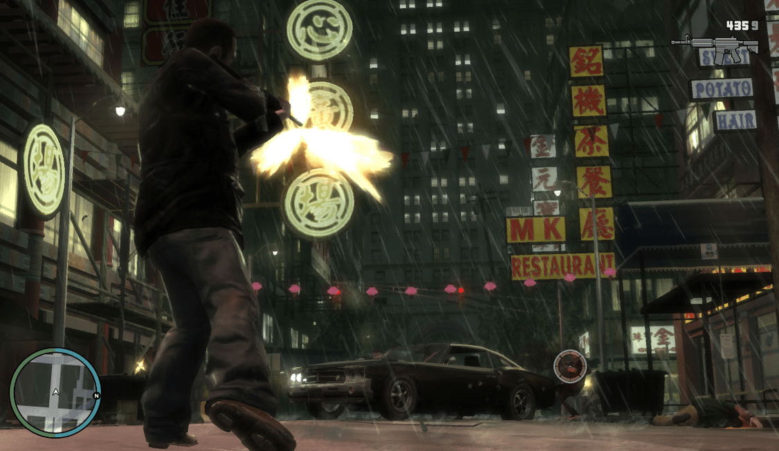 GTA 4 Cutscenes Will Be As Long As 5 Films + New Trailer
