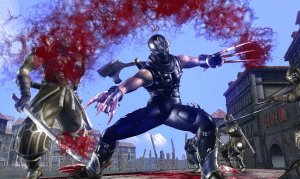 New Bloody Screenshots From Ninja Gaiden 2